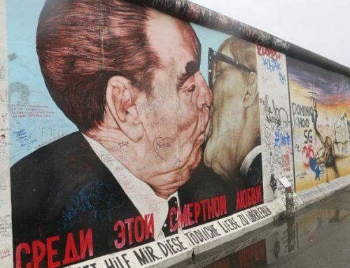 ¿Qué hacer con el muro de Berlín en homeopatía?