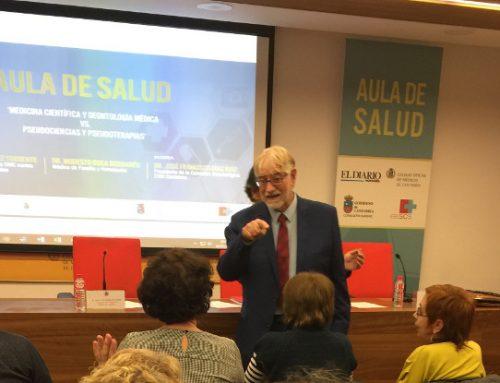 Posición de la OMC respecto a la homeopatía. A propósito de un debate celebrado en Santander el 22 de enero de 2019.