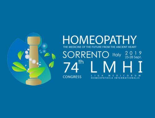 Pequeña reseña sobre el Congreso de la Liga Homeopática Internacional.  Dra. Coro Goitia Ispizua